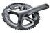 Shimano Ultegra FC-6800 crankset 2-speed 50/34 grijs